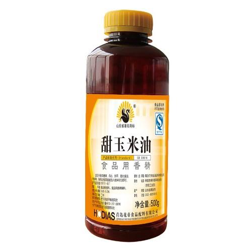 E6111甜玉米油香精