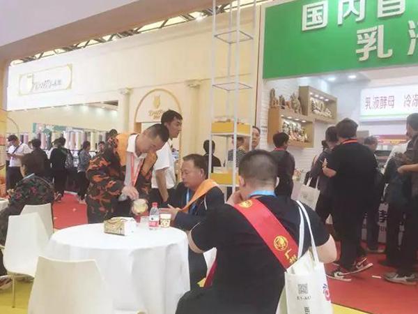 参加2019年第22届中国国际焙烤展,花帝人收获颇丰——加深了与客户的友谊,了解了市场,发现了不足,明确了方向。